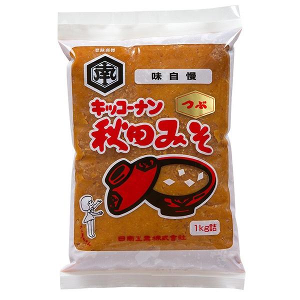 味噌 秋田みそ(つぶ)